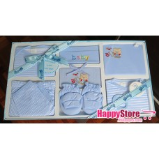 Montaly Collection 9 Pieces Gift Set