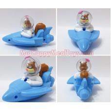Sandy Rocket Boat