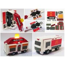 Voov McDonald's Truck / McDonald's Car
